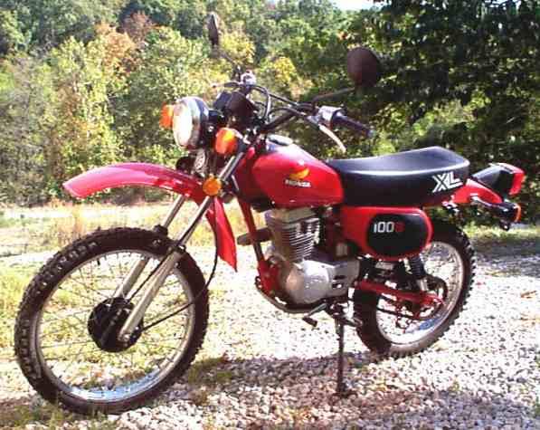 xl100 Ride Smart